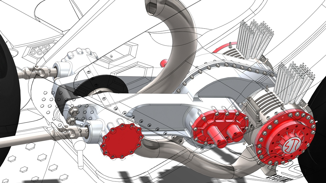 Design JRS-Engine